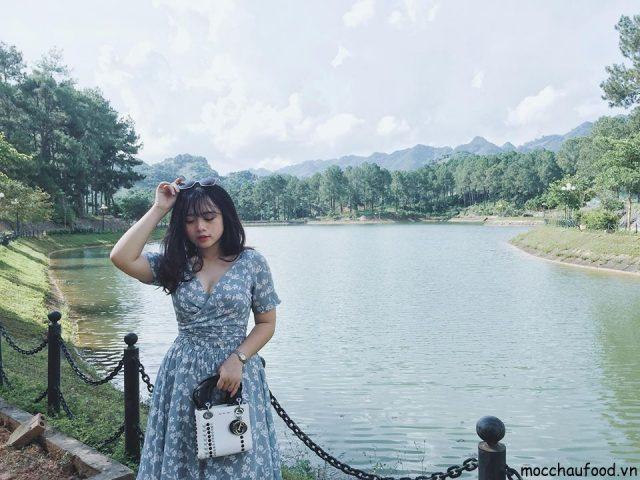 Đi du lịch Mộc Châu cùng hot girl Ngọc Mai - bạn ấy đã vi vu như thế nào - 1