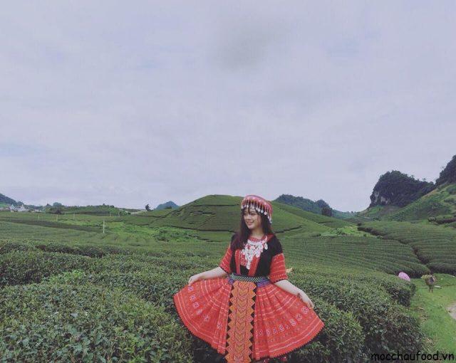 Đi du lịch Mộc Châu cùng hot girl Ngọc Mai - bạn ấy đã vi vu như thế nào - 11