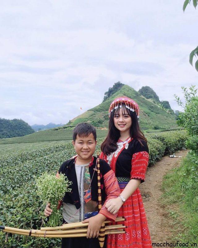 Đi du lịch Mộc Châu cùng hot girl Ngọc Mai - bạn ấy đã vi vu như thế nào - 12