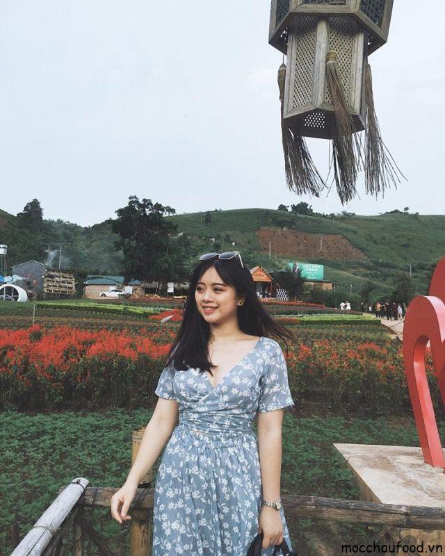 Đi du lịch Mộc Châu cùng hot girl Ngọc Mai - bạn ấy đã vi vu như thế nào - 4
