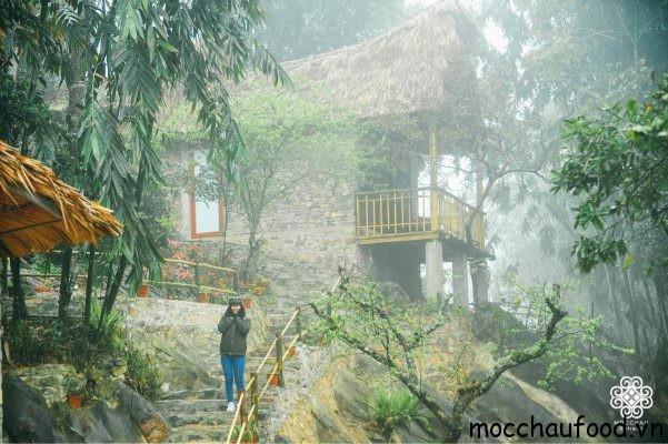 Mộc Châu Retreat Homestay đẹp tại Mộc Châu