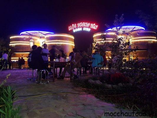 Mộc Phong Vân cũng là một homestay đẹp tại Mộc Châu với thiết kế độc đáo