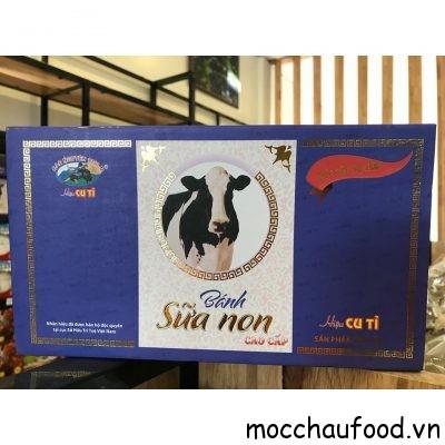 Bánh sữa non cao cấp Mộc Châu