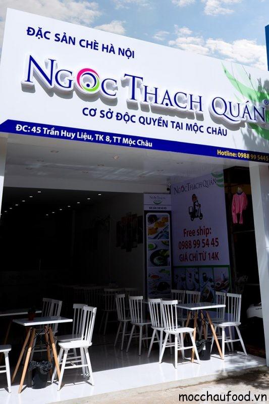Ngọc Thạch Quán cơ sở số 58 chuẩn bị khai trương tại Mộc Châu ngày 22/6