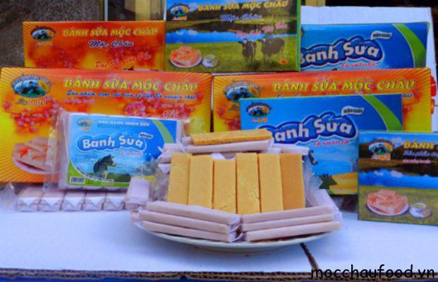 Bánh sữa hiệu Cu Tỉ