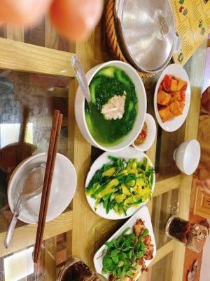 nhà hàng Đông Hải Mộc Châu